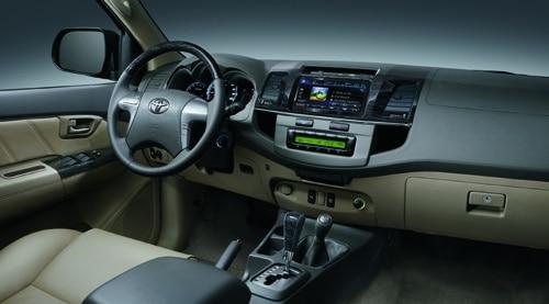 toyota fortuner 2.7V noi that - Cảm giác lái xe Toyota Fotuner 2015 - Muaxegiatot.vn