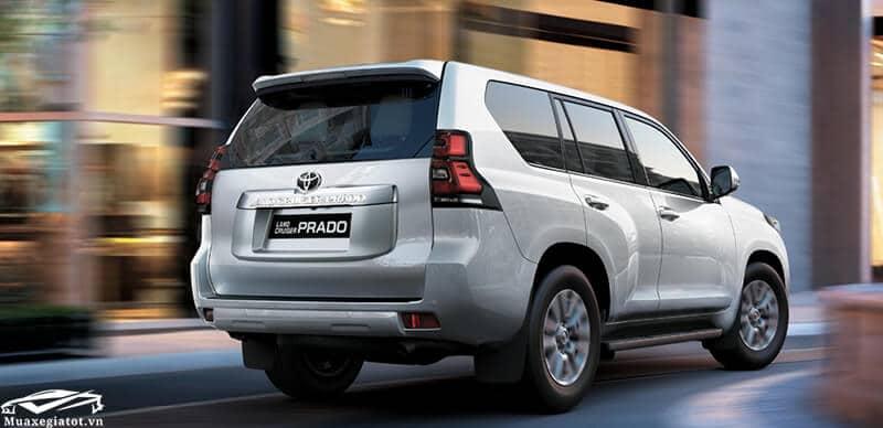 toyota land cruiser prado 2018 vx 4 - Tư vấn mua xe Toyota Prado 2021 trả góp - Muaxegiatot.vn