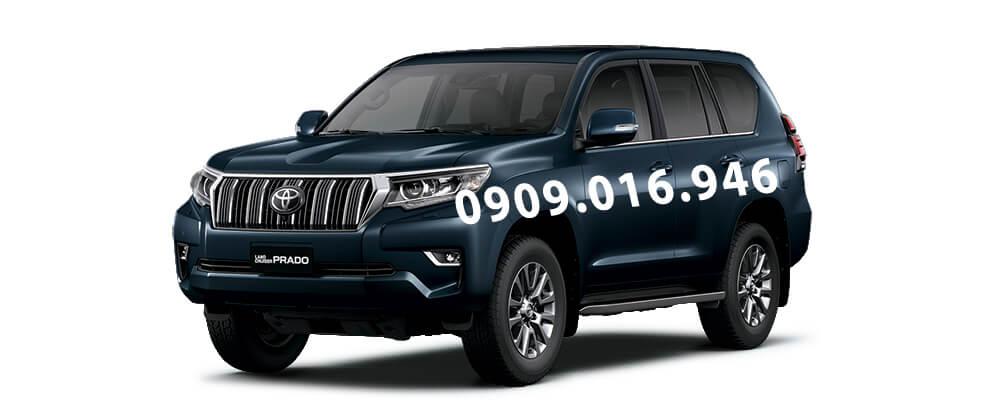 toyota land cruiser prado 2018 vx den 221 - Toyota Prado 2021: Giá lăn bánh, Khuyến mãi #1, Trả góp! - Muaxegiatot.vn