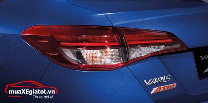 Toyota Yaris Ativ muaxegiatot vn 6 - Trải nghiệm Toyota Yaris 2018 sắp về Việt Nam - Muaxegiatot.vn