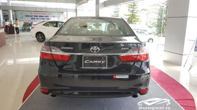 Camry 2 5Q 2018 Muaxegiatot vn 6 - Đánh giá xe Toyota Camry 2019 lắp ráp Việt Nam - Muaxegiatot.vn
