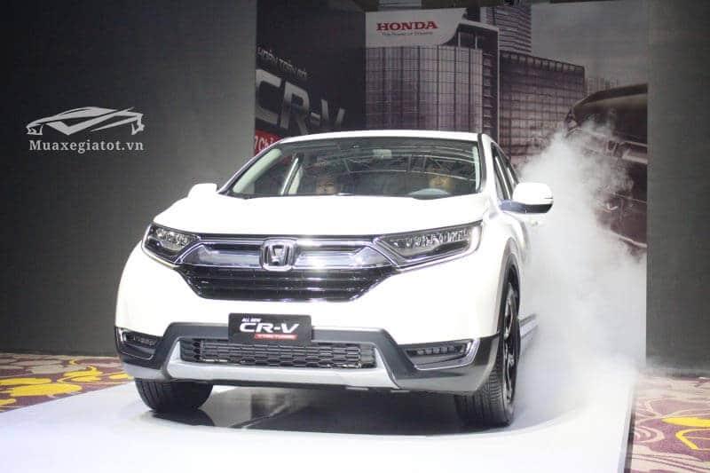 Honda CR V 15L 2018 cao cap Muaxegiatot vn 1 - So sánh nhanh Mazda CX8 và Honda CRV 2020 - Muaxegiatot.vn