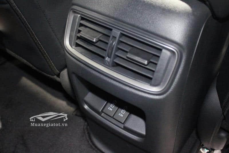 Honda CR V 15L 2018 cao cap Muaxegiatot vn 9 - So sánh nhanh Mazda CX8 và Honda CRV 2020 - Muaxegiatot.vn