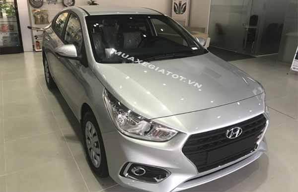 Hyundai Accent 1.4 MT số sàn