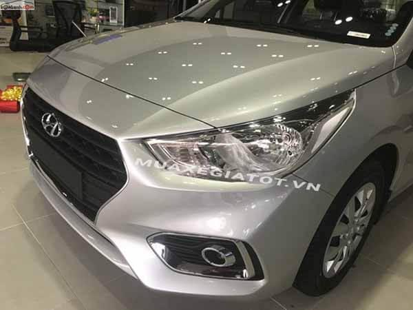 den truoc hyundai accent 2018 14 mt base muaxegiatot vn - So sánh Toyota Vios 1.5E MT và Hyundai Accent 1.4 MT số sàn - Muaxegiatot.vn