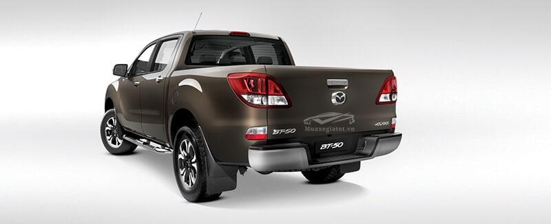 duoi sau cua xe 660195j21933 muaxegiatot vn - Mazda BT-50 2021: Bảng giá xe & Khuyến mãi | Mua xe trả góp - Muaxegiatot.vn
