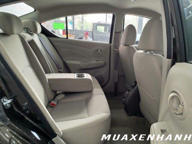 nissan sunny xl ghế sau muaxegiatot vn - Chọn xe Toyota Vios hay Nissan Sunny XL số sàn để chạy kinh doanh - Muaxegiatot.vn