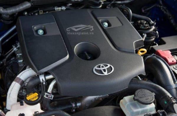 xe ban tai toyota hilux 2018 muaxegiatot vn 1 600x394 - Đánh giá xe bán tải Toyota Hilux 2021 : Kiên trì bám đuổi Top đầu - Muaxegiatot.vn
