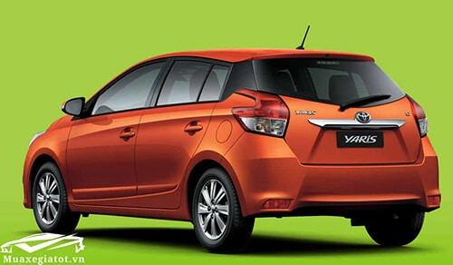 gia xe toyota yaris 2017 2018 muaxegiatot vn 2 - Đánh giá xe Toyota Yaris 2018, Khi nào ra mắt phiên bản 2019? - Muaxegiatot.vn