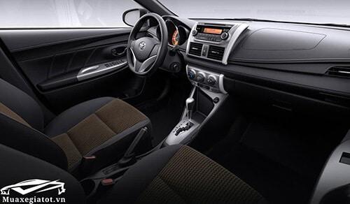 gia xe toyota yaris 2017 2018 muaxegiatot vn 6 - Đánh giá xe Toyota Yaris 2018, Khi nào ra mắt phiên bản 2019? - Muaxegiatot.vn