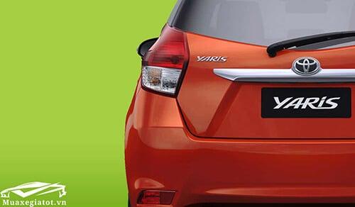 gia xe toyota yaris 2017 2018 muaxegiatot vn 7 - Đánh giá xe Toyota Yaris 2018, Khi nào ra mắt phiên bản 2019? - Muaxegiatot.vn