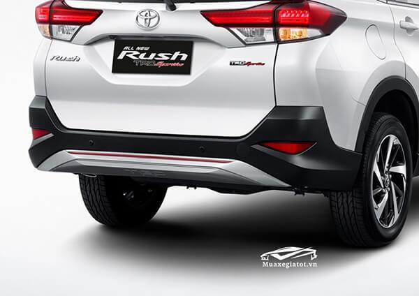 Toyota Rush 2018 muaxegiatot vn 5 - Toyota Rush 2021: Giá lăn bánh, Khuyến mãi #1, Trả góp! - Muaxegiatot.vn
