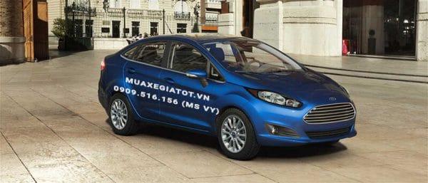 gia xe ford fiesta 2019 muaxegiatot vn - So sánh Ford Fiesta sedan và Toyota Vios 2020 mới - Muaxegiatot.vn