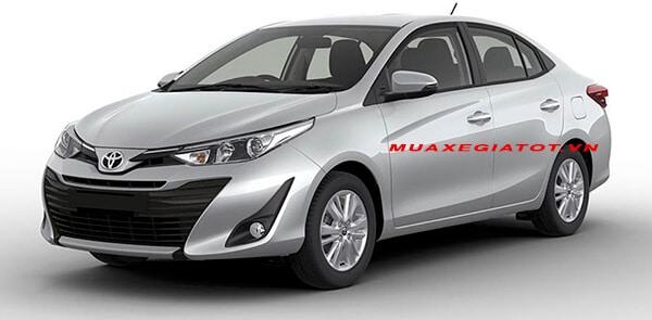 gia xe toyota vios 2018 2019 muaxegiatot vn - Toyota Vios 2020 có gì mới? - Muaxegiatot.vn