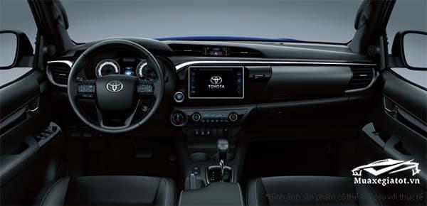 noi that xe toyota hilux 2019 muaxegiatot vn - Toyota Hilux E AT 2021 giá bán kèm khuyến mãi #1 - Muaxegiatot.vn