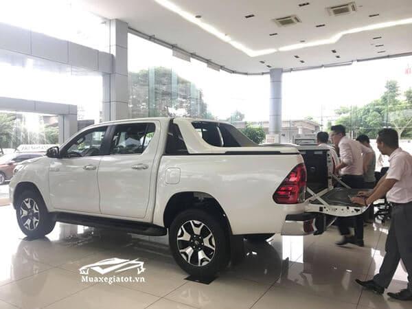 toyota hilux 2018 2019 2 8 g 4 4 at muaxegiatot vn 6 - Giới thiệu 3 mẫu xe bán tải nên trải nghiệm và sở hữu 2020 - Muaxegiatot.vn