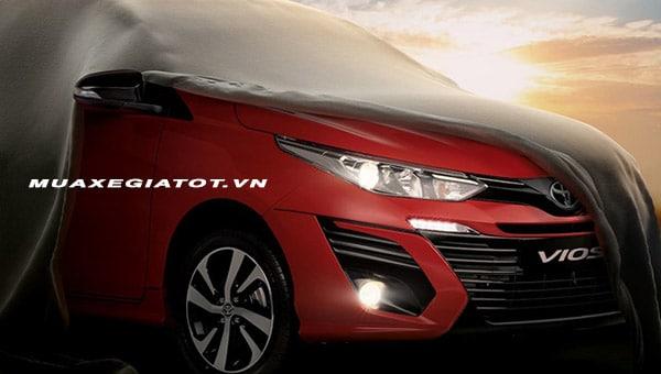 Toyota Vios 2019 sắp ra mắt Việt Nam có gì mới?