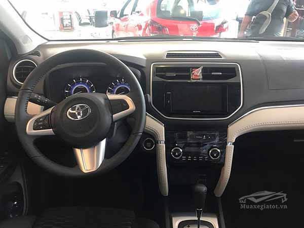 tien nghi toyota rush 15 at 2018 2019 muaxegiatot vn 26 - 6 mẫu xe SUV cỡ nhỏ có giá từ 600 đến 800 triệu nên mua 2021 - Muaxegiatot.vn