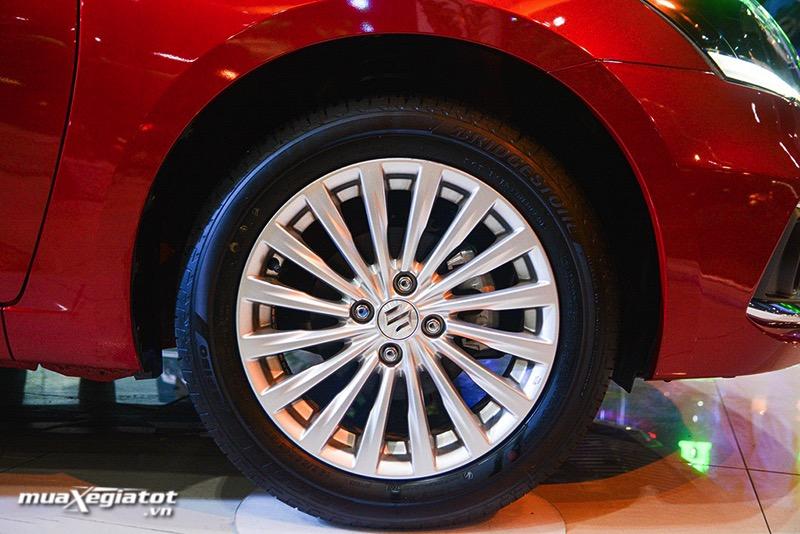 mam xe suzuki ciaz 2020 2021 muaxegiatot vn - Chi tiết xe Suzuki Ciaz 2021 - Thêm công nghệ, giảm giá bán - Muaxegiatot.vn