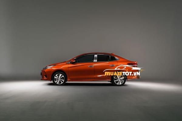 danh gia xe Vios 2021 cua muaxetot.vn anh 06 - Bóc tem Toyota Vios 2021 sắp bán tại Việt Nam có gì đặc biệt - Muaxegiatot.vn