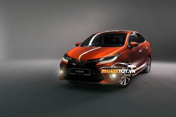 danh gia xe Vios 2021 cua muaxetot.vn anh 07 - Bóc tem Toyota Vios 2021 sắp bán tại Việt Nam có gì đặc biệt - Muaxegiatot.vn
