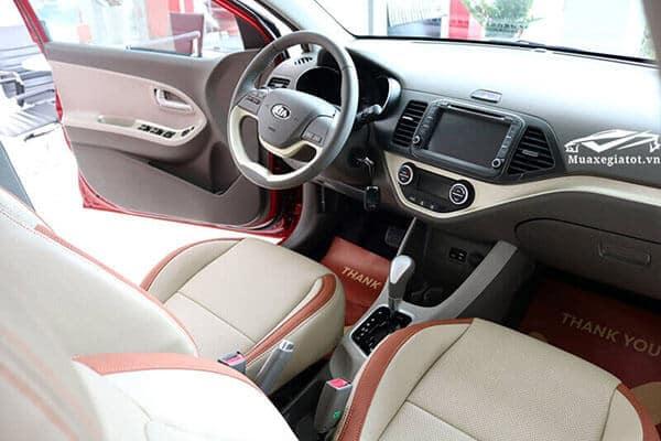 bang trung tam dieu khien ben trong morning s 2021 muaxegiare com - Chi tiết xe Kia Morning 2021 kèm giá bán khuyến mãi #1 - Muaxegiatot.vn
