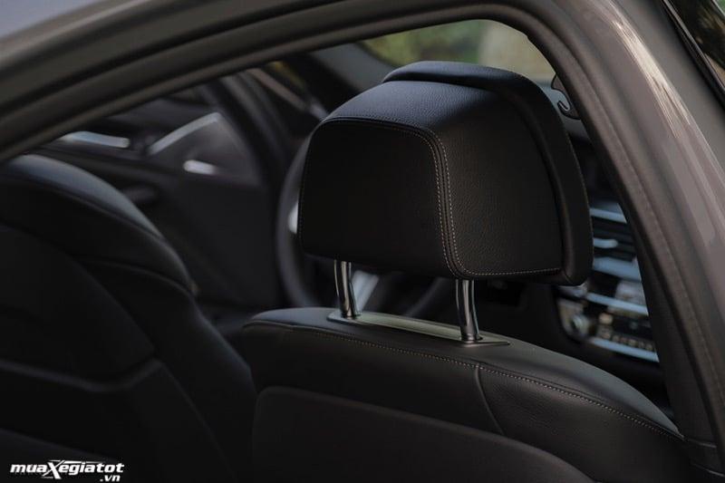 hang ghe sau xe bmw 530i m sport 2021 2022 muaxegiatot vn - Đánh giá xe BMW 530i M Sport 2021: Đẳng cấp xứng danh ngôi đầu - Muaxegiatot.vn