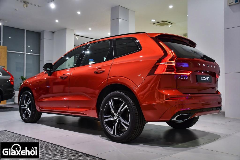 than xe Volvo XC60 R design 2021 2020 muaxegiare com 1024x683 1 - Đánh giá xe Volvo XC60 2021 R-Design - chiếc SUV mang dáng vẻ tinh tế, nhẹ nhàng - Muaxegiatot.vn