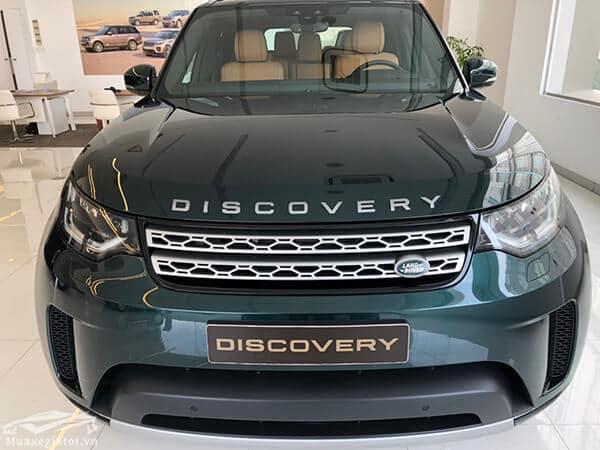 dau xe land rover discovery 2020 Xetot com 7 - Đánh giá xe Land Rover Discovery 2022 - Chiếc SUV linh hoạt nhất - Muaxegiatot.vn