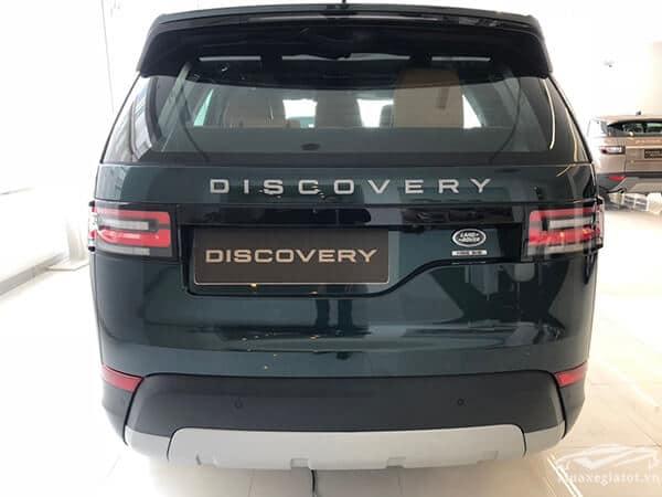duoi xe land rover discovery 2020 Xetot com 4 - Đánh giá xe Land Rover Discovery 2022 - Chiếc SUV linh hoạt nhất - Muaxegiatot.vn
