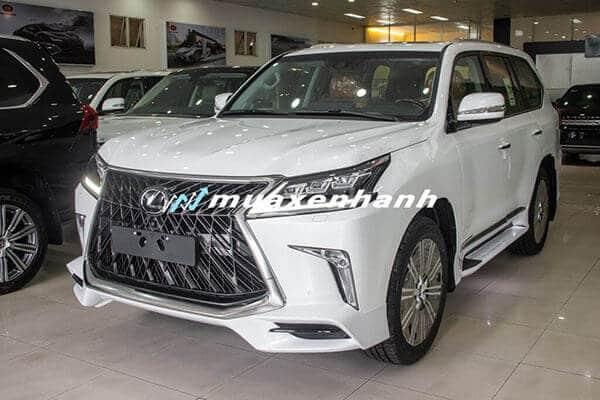 """gia xe Lexus lx570 2022 muaxegiatot com - Đánh giá xe Lexus LX 570 2022- Chiếc """"chuyên cơ mặt đất"""" đến từ Nhật Bản - Muaxegiatot.vn"""